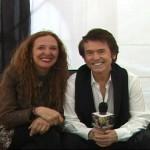 Dora Guzmán y Raphael